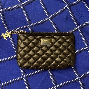 ✨Auth - CHANEL Trousse Pouch for Chanel vip